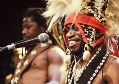 Doubayabi – Spectacle africain