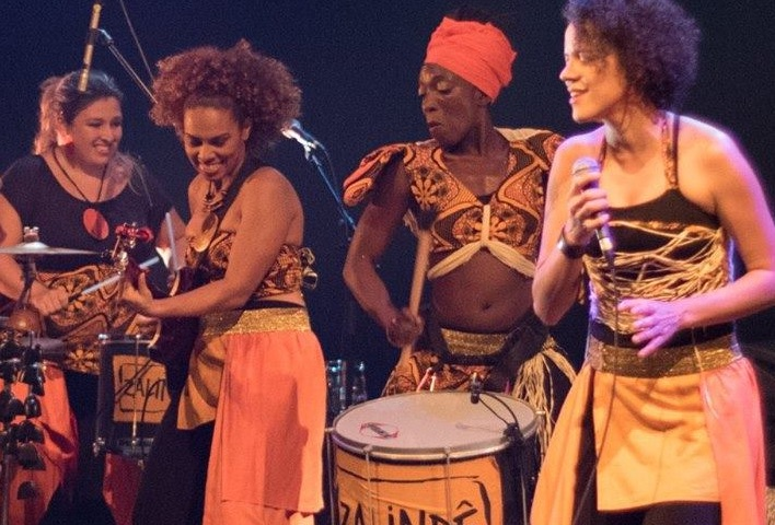 Zalindê Abami – Concert brésilien
