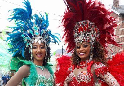 parade brésilienne danse wim percussion