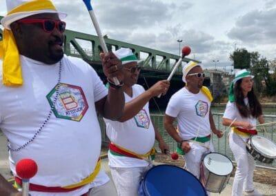 Wim Batucada – Parade Brésilienne