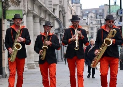 Saxo Quartet